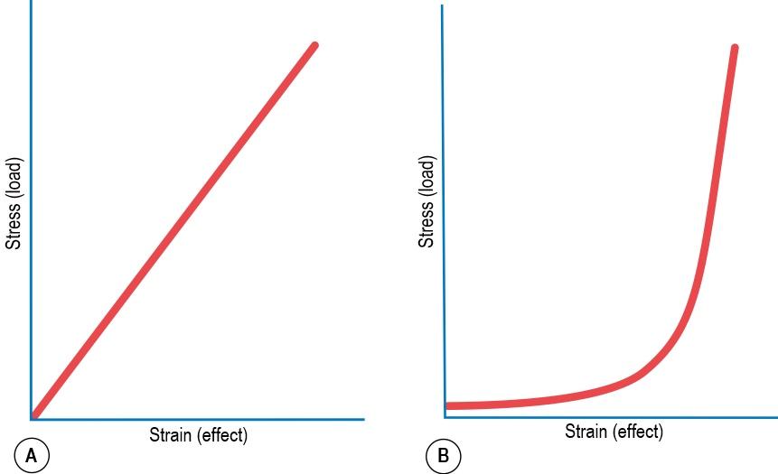 Strain versus Stress