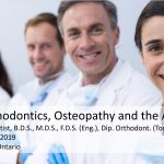Seminar: Orthodontics, Osteopathy and the ALF Appliance